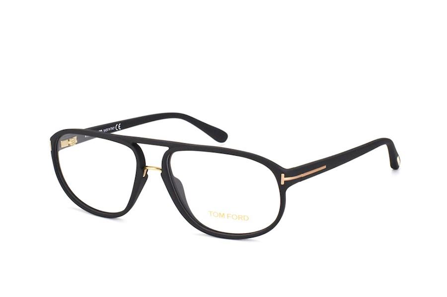 tom ford herrenbrille schwarz vollrand aus kunststoff neuwertig kaufen. Black Bedroom Furniture Sets. Home Design Ideas